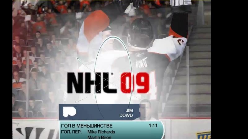 Голы четвертой игры серии Philadelphia Flyers vs Buffalo Sabres