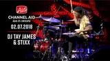 Opening Jam with DJ Tay James &amp Devon Stixx Taylor (live from Elbphilharmonie Hamburg) #CALIC2018