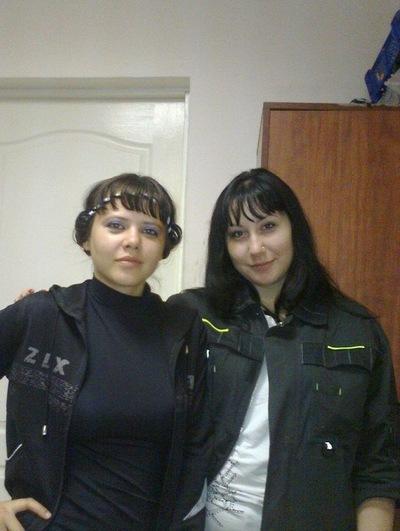 Анна Мафина, 2 января 1995, Тула, id137887569