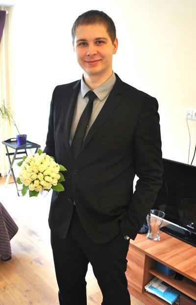 Павел Рюмшин, 26 марта , Москва, id922640