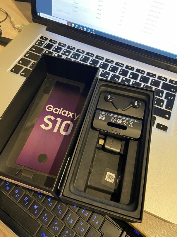 Обменяю новый Samsung s10 на iPhone XS, XS Max, iPhone 11  | Объявления Орска и Новотроицка №6366