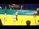 Asian open championship of kyokushinkai kan karate