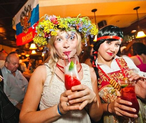 фото русские вечеринки