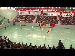 Morocco vs belgium 2-3