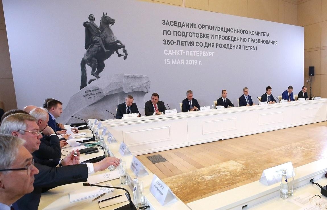 В Ростовской области готовятся к празднованию 350-летия со дня рождения Петра I