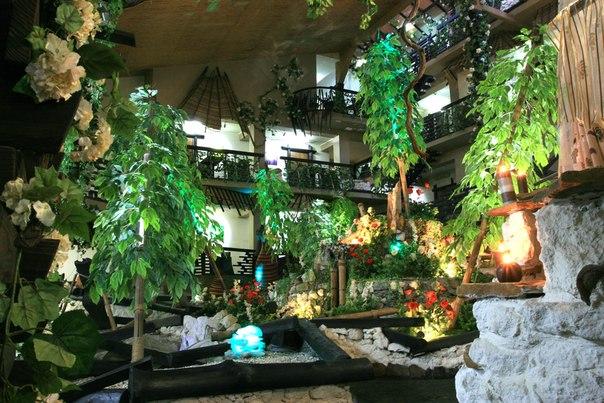 Отель в Карпатах