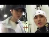 [SNS] 180124 T-A-R-S-noname Weibo Update @ Lu Han