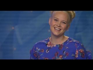 Elin Saanum-Higher And Higher av Jackie Wilson.(Idol Sverige .)