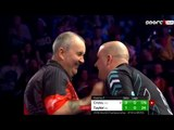 Phil Taylor's LAST EVER 9 Darter Attempt - 2018 PDC World Championship