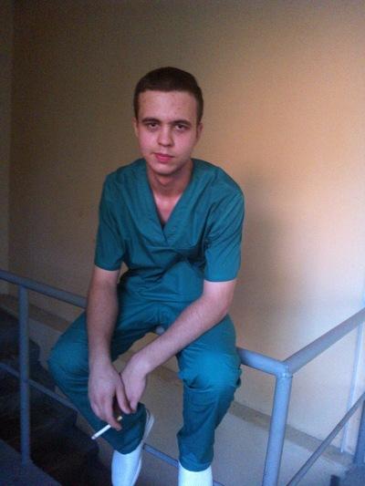 Кирилл Шевченко, 15 ноября 1994, Екатеринбург, id47871583