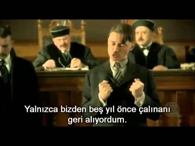 Adolf Hitlerin Mahkeme Duruşmaları ve Avukatsız İkna Kabiliyeti..