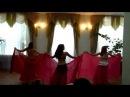 Студия восточных танцев Ферюза - танец с платками - 01.06.14