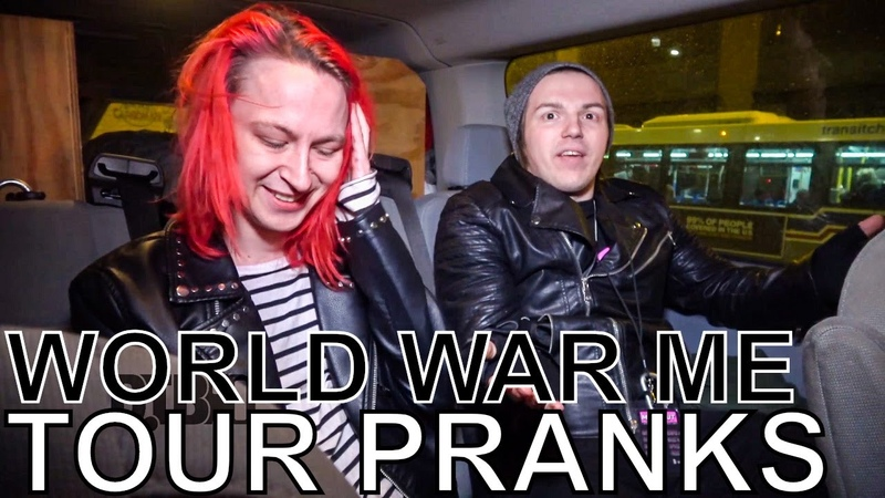 World War Me - TOUR PRANKS Ep. 330