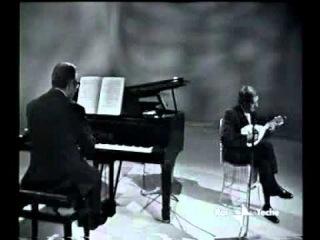 Giovanbattista Gervasio sonata in Re maggiore, Giuseppe Anedda Mandolino