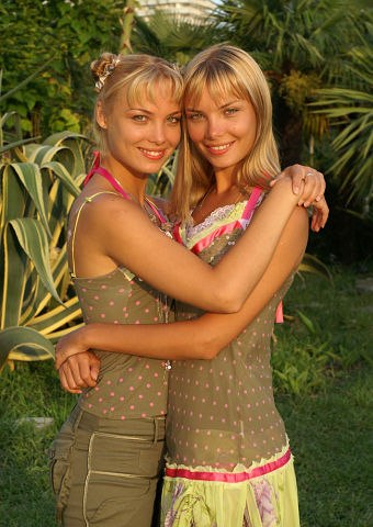 Звезда Сестры Арнтгольц показала голые прелести. Бесплатно на Starsru.ru