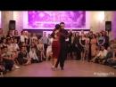 Clarisa Aragón Jonathan Saavedra Аргентина 4 Moscow Tango Holidays 2018