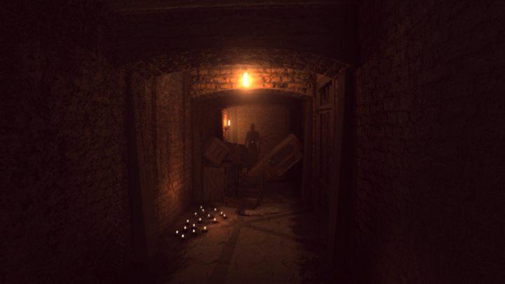 Прохождение пролога в тюрьме в Lust for Darkness