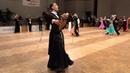 Danila Boriskin Elizaveta Ulianova RUS English Waltz GOC Junior II Standard