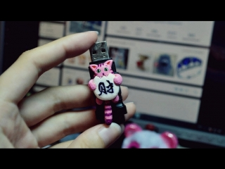 Котик по игре Perfect World   Творчество   Полимерная глина   Мастер: Andomiku