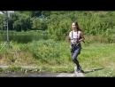 Ельчане приняли участие в муниципальном отборочном этапе экстремальной гонки На