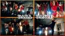 Крутое танцевальное видео, три номера. Дарья Мусаева танцует с учениками. DARA DANCE