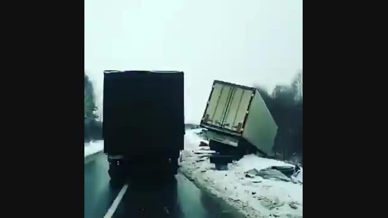 ▶ ДТП Семеновский р-н