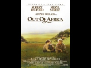 iva Movie Drama out of africa