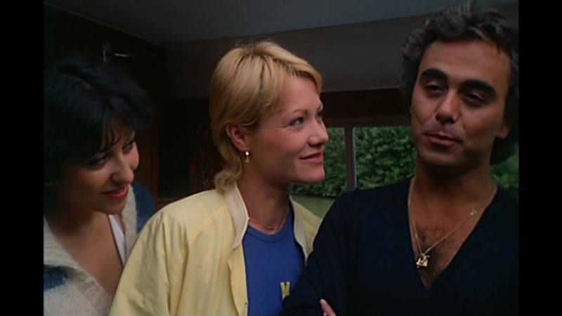 Croisiere Pour Couples Echangistes - Жаркий Круиз Супружеской Пары [1980] (Blue One)