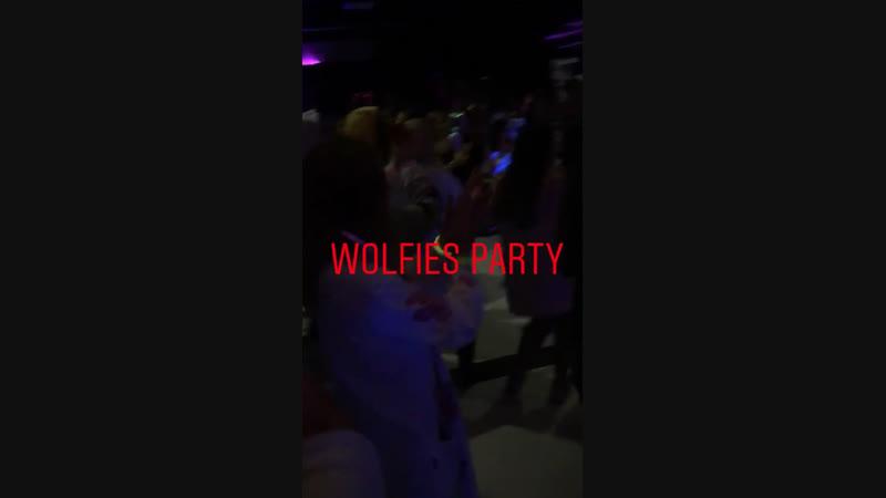Вечеринка на конвенции «The full moon is coming» в Тулузе, Франция || 20.11.2018