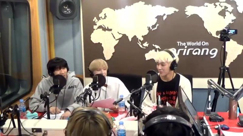 [180903] K-Poppin Arirang Radio