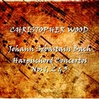 Johann Sebastian Bach альбом Bach Harpischord Concerto's 1, 2 & 3