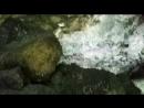 Одно из озер пещеры Три глаза г.Санто-Доминго