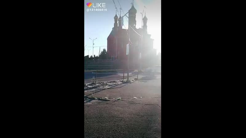 Краснокаменск церковь тик ток