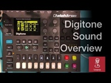 Elektron Digitone How does it sound 32 factory patterns, no talking
