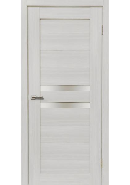 Межкомнатная дверь 642 (БЕЛЫЙ САНДАЛ)