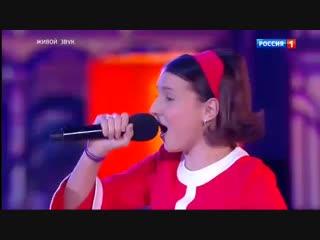 Анапская певица Софья Бейман сорвала овации на шоу талантов
