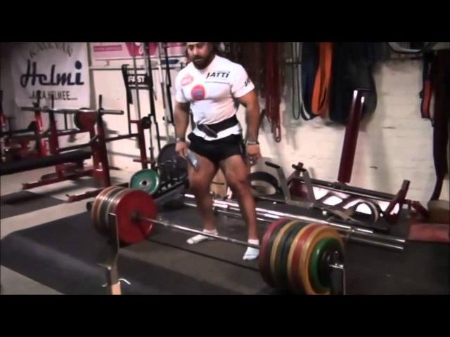 Zahir Khudayarov The Dragon Powerlifting Motivation