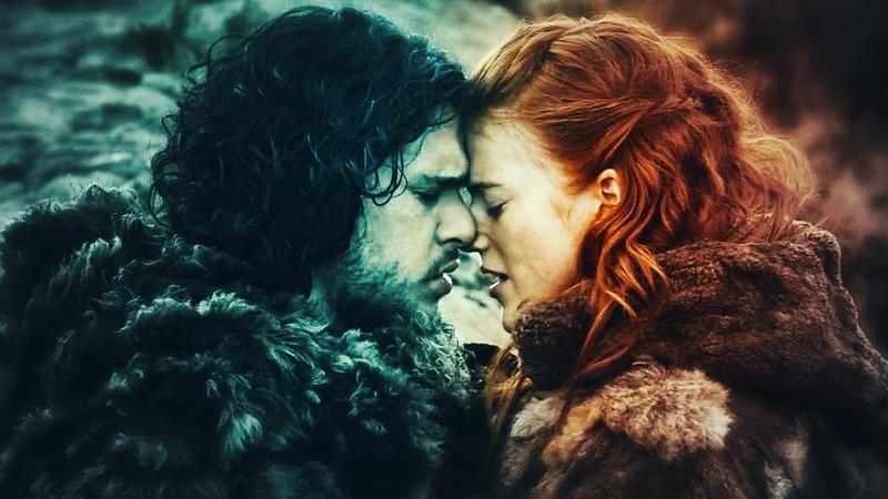 HIM - Bury Me Deep Inside Your Heart (Subtítulos en español) Jon Snow Ygritte