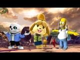 Super Smash Bros. Ultimate Goes with EVERYTHING Pt.1 (Blend S, Eminem, Megalovania etc.)