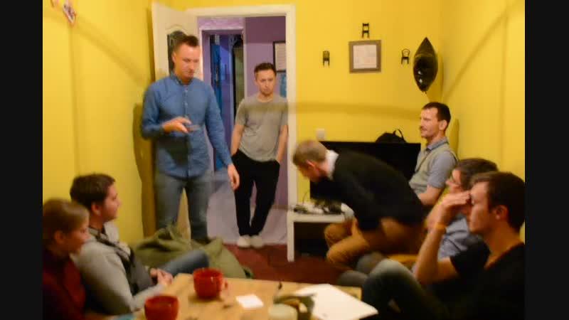 Ораторские поединки - Секрет Спикера 02.11.2018 (эпизод 4) (БЕЗ МОНТАЖА) Посмотри на себя с позиции - наблюдатель