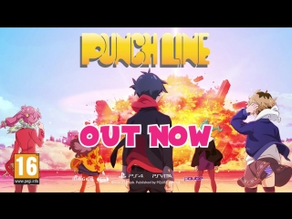 Punch Line - Europe Launch Trailer