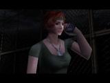 PS1USA Dino Crisis 1 Второе прохождение - 18. Новое начало. Идея Рика. Спасать товарища