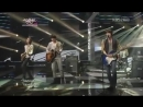 120330 CNBLUE - Hey You ~ Music Bank comeback stage