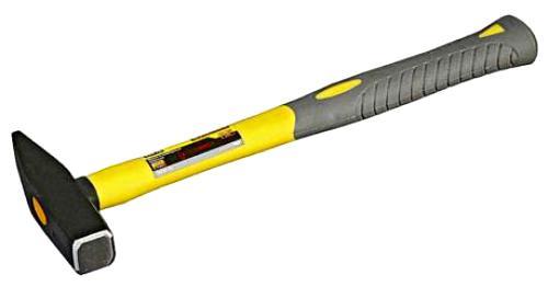 """Молоток """"PROFI"""" слесарный кованый с двухкомпонентной фиберглассовой ручкой   STAYER"""