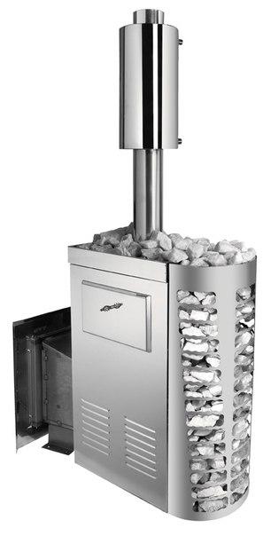 банные печи из металла своими руками схема и размеры