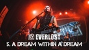 Everlost «XV Years Live in Moscow» - 05. A Dream Within a Dream