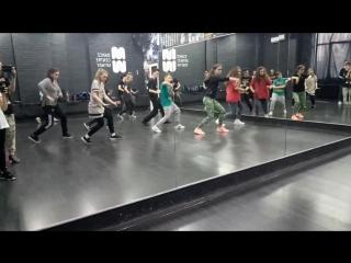 Choreography by Sasha Putilov (Astronomyy I dnt nd u) 2