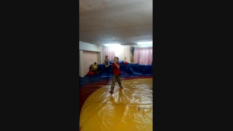 прыжок в падение