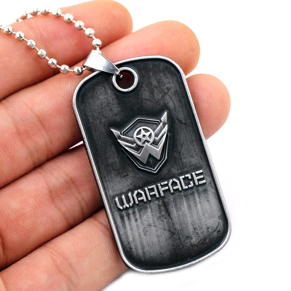 Кулон Warface 160