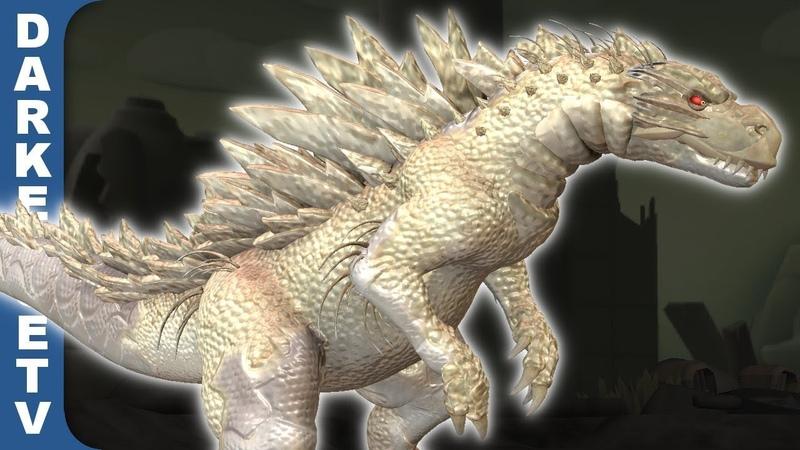 Spore - Indominus Zilla